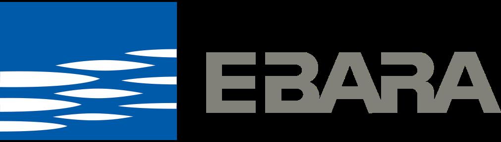 Logo da Ebara